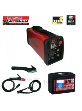 Ηλεκτροκολληση Inverter 140A AWELCO TECNOWELD JIMMY1400