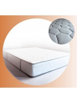 Στρώμα Ύπνου Υπέρδιπλο Χωρίς Ελατήρια Achaia Strom AirFoam EcoFoam 150x200  AH565232