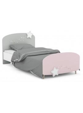 Κρεβάτι παιδικό Liana-90 x 200  Κωδ 16746969 Μήκος 97.00 Βάθος 204.50 Ύψος 77.00