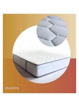 Στρώμα Ύπνου Achaia Strom Relaxation Airfoam Latex 2Φ Ημίδιπλο 120cm  RelaxationAirfoamLatex120