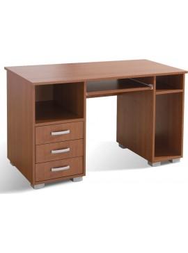 Γραφείο Υπολογιστή ANA 3F M-470303 130cm*60cm*75cm