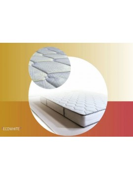 Στρώμα Ύπνου Achaia Strom EcoWhite Orthopedic Διπλό 160cm  AchaiaStromEcoWhiteOrthopedic160