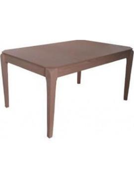 Τραπέζι Επεκτεινόμενο Άβαφτο Melody 1023 120x80cm