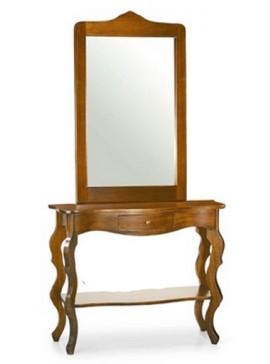 Ιταλικό έπιπλο   Καθρέπτης Art. 259  EPL05146   118x70 εκ.