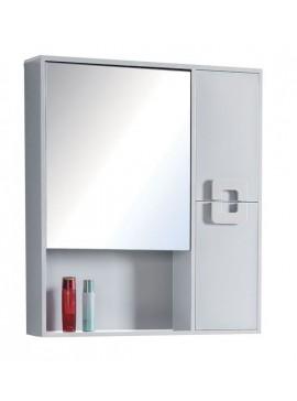Gloria HOTEL ΚΑΘΡΕΠΤΗΣ PVC WHITE 80x13x80h cm 27-2130