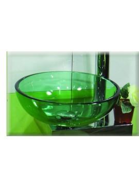 GLORIA GLASS KARE - ΝΙΠΤΗΡΑΣ ΓΥΑΛΙΝΟΣ Φ31,5 GREEN  33-8025