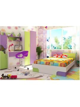 Σέτ παιδικού δωματίου Joy, Genomax 12814-34523323287