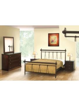 Κρεβάτι μεταλλικό Νο34 (ΣΠ)  EPL04053