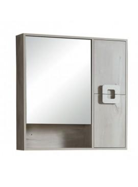 Gloria HOTEL - ΚΑΘΡΕΠΤΗΣ PVC 80x13x80h cm - BEIGE 36-2130
