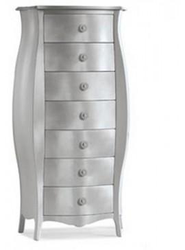 Ιταλικό έπιπλο   Συρταριέρα MOD. A Art. 371  EPL05090   74x37x142 εκ.