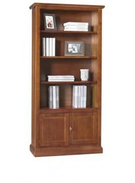 Ιταλικό έπιπλο   Βιβλιοθήκη Art. 386  EPL05114   90x41x186 εκ.