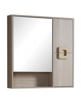 Gloria HOTEL - ΚΑΘΡΕΠΤΗΣ PVC - 80x13x80h cm ZEBRA 48-2130