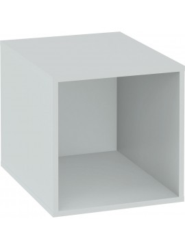 Κουτί 4 You μεγάλο-Γκρι Ανοιχτό  Κωδ 16622859 Μήκος 31.50 Βάθος 41.00 Ύψος 31.50
