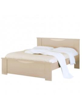 """Κρεβάτι """"ΧΑΜΟΓΕΛΟ"""" ημίδιπλο σε δρυς χρώμα 110x190 SB 16-DRYS"""