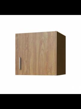 Πατάρι ντουλάπας μονόφυλλο σε χρώμα ανιγκρέ 48x50x60 SB 32-ANIGRE