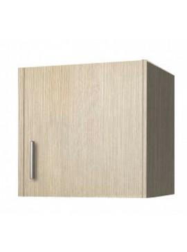 Πατάρι ντουλάπας μονόφυλλο σε χρώμα δρυς 48x50x60 SB 32-DRYS