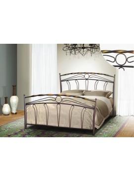 Κρεβάτι μεταλλικό Νο54 (ΣΠ)-160x200 εκ.  EPL04021-160x200 εκ.