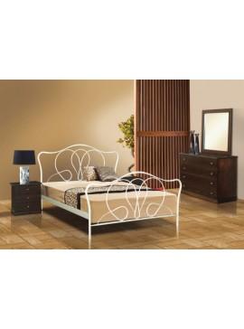 Κρεβάτι μεταλλικό Νο55 (ΣΠ)-150x200 εκ.  EPL04022-150x200 εκ.