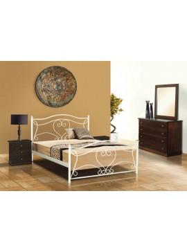 Κρεβάτι μεταλλικό Νο56 (ΣΠ)-150x200 εκ.  EPL04023-150x200 εκ.