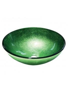 GLORIA DIA GLASS - ΝΙΠΤΗΡΑΣ 42*14.5 GREEN  67-8029