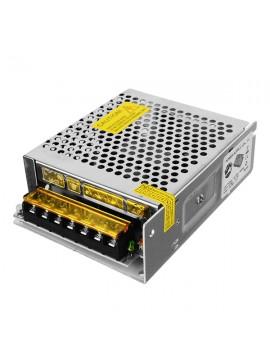 GloboStar® LED Ρυθμιζόμενο Τροφοδοτικό DC Switching 120W 24V 5 Ampere IP20 GloboStar 77460