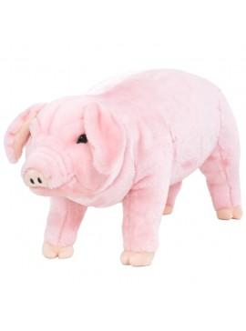 Παιχνίδι Γουρούνι σε Όρθια Στάση Ροζ XXL Λούτρινο  91340