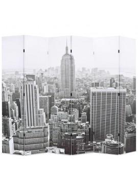 Διαχωριστικό Δωματίου Μέρα στη Νέα Υόρκη Ασπρόμαυρο 228x170 εκ.  245860