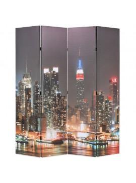Διαχωριστικό Δωματίου Πτυσσόμενο Νύχτα στη Νέα Υόρκη 160x170 εκ  245862