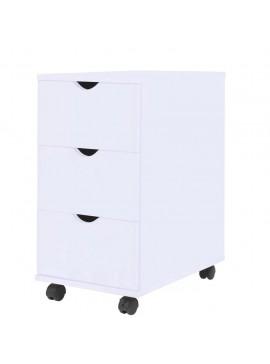 Συρταριέρα Λευκή 33 x 45 x 60 εκ.  245727