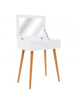 Μπουντουάρ με Καθρέφτη 60 x 40 x 75 εκ. από MDF  245751