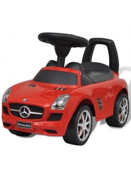 Mercedes Benz Αυτοκίνητο Παιδικό Ποδοκίνητο Κόκκινο  80088