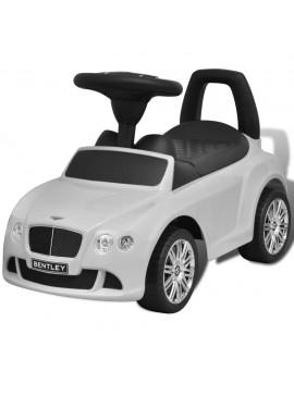 Bentley Αυτοκίνητο Παιδικό Ποδοκίνητο Λευκό  80091