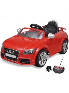 Audi Ηλεκτροκίνητο Αυτοκίνητο TT RS για Παιδιά με Τηλεχ/ριο Κόκκινο  10086