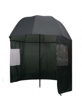 Ομπρέλα Ψαρέματος Πράσινη 300 x 240 εκ. 91028