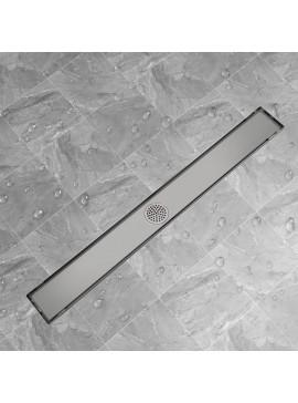 Σιφόνι Ντουζιέρας Γραμμικό 1030 x 140 χιλ. από Ανοξείδωτο Ατσάλι  142176