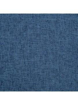 Καρέκλα Γραφείου Περιστρεφόμενη Μπλε Υφασμάτινη  278509