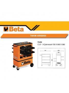 Εργαλειοθήκη BETA   C27-B027000001