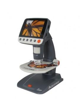 Celestron Βιολογικό Mικροσκόπιο Mε Ψηφιακή Kάμερα CE44320