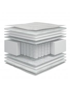ΣΤΡΩΜΑ VELVET 160x200 3D (CHIC STROM) CHI-112270