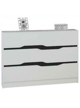 Συρταριέρα, AFRODITI, 100x71x38,5, Genomax  12814-19593