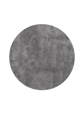 ΕΠΙΦΑΝΕΙΑ ΤΡΑΠΕΖΙΟΥ HPL Φ60x1,5 CEMENT HM5735.02