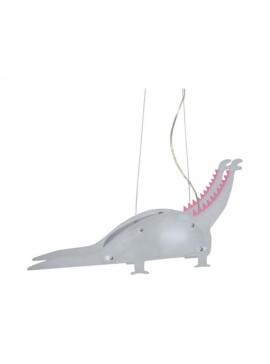 Παιδικό Κρεμαστό Φωτιστικό Δεινόσαυρος Μονόφωτο E27 33*30*33cm F2-MD5001-1A