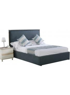 Επενδυμένο κρεβάτι Jean   Κωδ  16550769  Mήκος  213.00  Βάθος  170.50  Ύψος  118.00