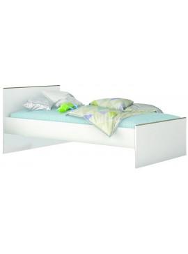 Κρεβάτι παιδικό Kenny  Μήκος 97.00 Βάθος 203.00 Ύψος 73.00  16591619