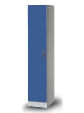 IRIS ΝΤΟΥΛΑΠΑ μονοφυλλη 3136240  ΑΝΟΙΓΟΜΕΝΗ   ΠΑΙΔΙΚΗ  ΛΕΥΚΟ -  ΜΠΛΕ  36Χ45Χ182