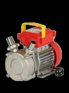 Αντλία μεταγγίσεως ανοξείδωτη ROVER NOVAX 25M - 0,6HP - 1450rpm - 2.400 lit/h 102.116  ΙΤΑΛΙΑΣ