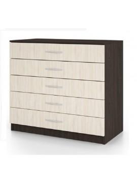 Συρταριέρα Χρώμα  wegge-astra 43.5x92x80, Genomax  12814-324541122