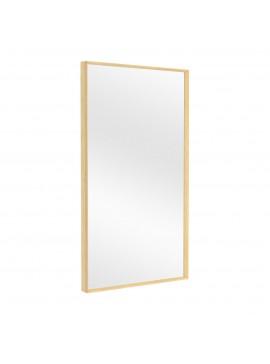 Arte Καθρέπτης MDF, 62x110 εκ, Χρώμα Σονόμα. TO-ARTEMIRRO