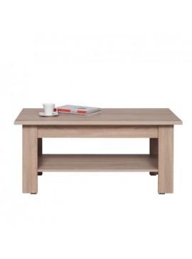 Τραπέζι Σαλονιού Dean 60x110εκ Sonoma TO-DEANTABLE