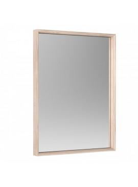 Καθρέπτης Νέος Solo, 80x3x59, με MDF Κορνίζα, Σονόμα, TO-SOLO80